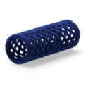 Flock curler blue 21 mm