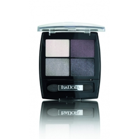 IsaDora Eye Shadow Quartet 37 Crystal Mauve