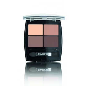 IsaDora Eye Shadow Quartet 44 Muddy Nudes
