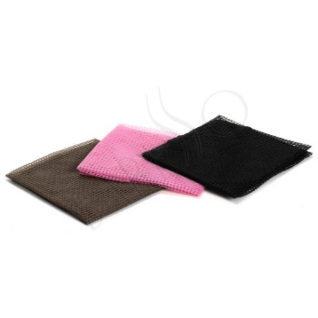 Triangular Pink Hairnet