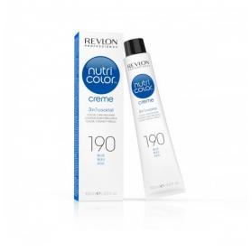 Revlon Professional Nutri Color Creme 190 Blue Tube 100ml