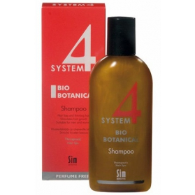 Sim Sensitive System 4 Bio Botanical Shampoo 500ml