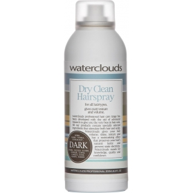 Waterclouds Dry Clean Hairspray Dark - 200ml