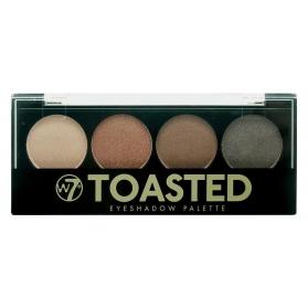 W7 Cosmetics Toasted Eyeshadow Palette