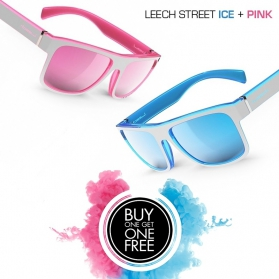 Leech Street Deal  (Pink + Ice)
