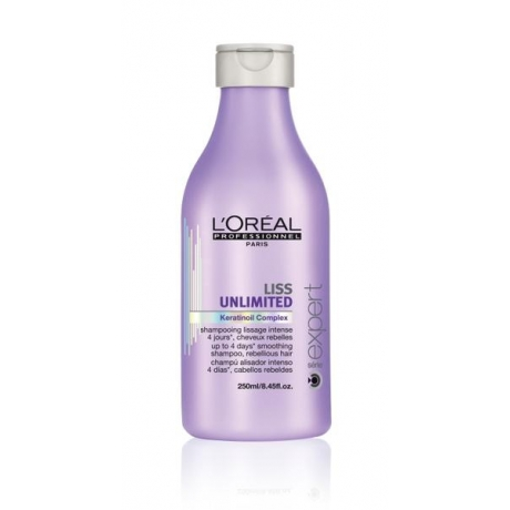 L'Oréal Professionnel Liss Unlimited Shampoo 250ml