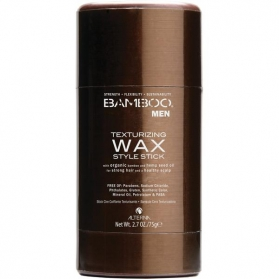 Alterna Haircare Bamboo Men Texturizing Wax Style Stick 75g