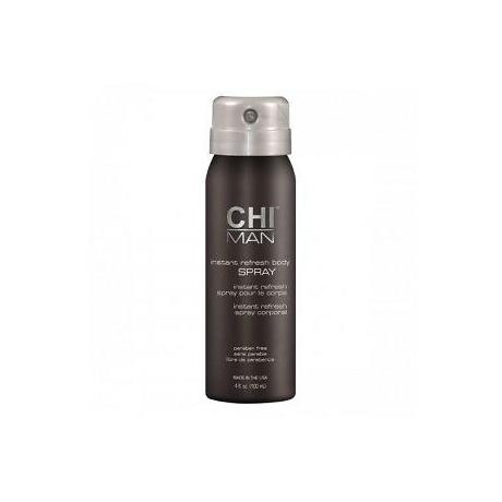 CHI MAN Instant Refresh Body Spray 100 ml