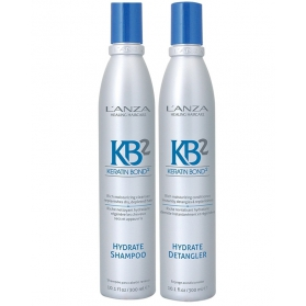 Lanza KB2 Hydrating Shampoo + Balsam 300ml