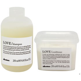Davines Love Curl Shampoo + Balsam 250ml