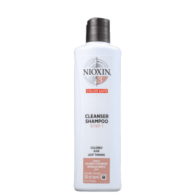 Nioxin System 3 Cleanser 300ml