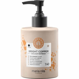 Maria Nila Palett Colour Refresh - Bright Copper 7.40