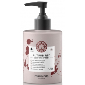 Maria Nila Palett Colour Refresh - Autumn Red 6.60