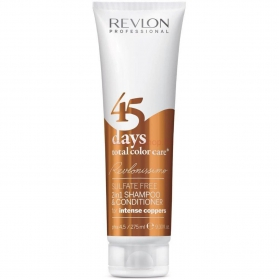 Revlon 45 Days | Color Care Intense Coppers 275ml