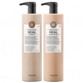 Maria Nila Head & Hair Heal Duo Paket 1000ml