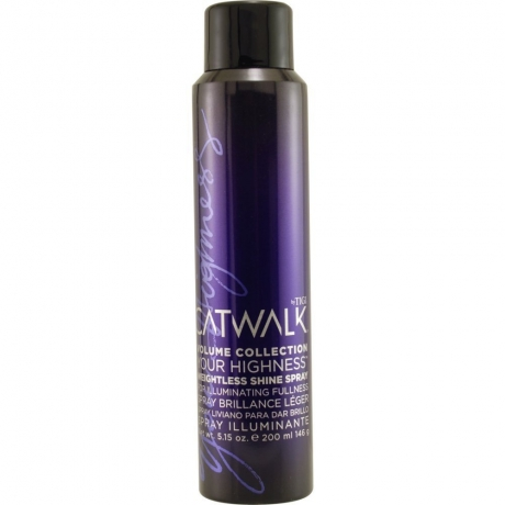Tigi Catwalk Your Highness Weightless Shine Spray 200ml