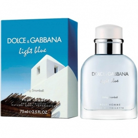 Dolce & Gabbana Light Blue Living Stromboli Pour Homme edt 75ml
