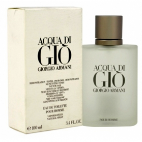 Armani Acqua di Gio Pour Homme edt 100ml (Bottle Tester)