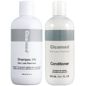 Cicamed Shampoo + Balsam på köpet