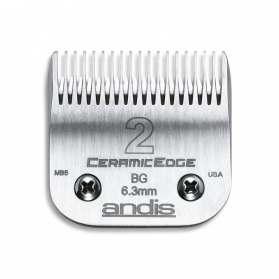 Andis Ceramic Edge Blade Size 2 - 6,3mm