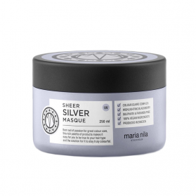 Maria Nila Palett Sheer Silver Masque 250ml