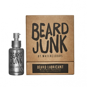 Beard Junk by Waterclouds | Beard Lubricant 50ml