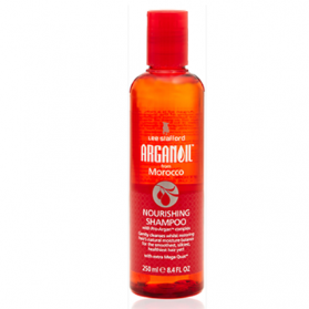 Lee Stafford Arganoil From Morocco Nourishing Shampoo 250 ml
