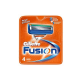 Gillette Fusion rakblad 4-pack