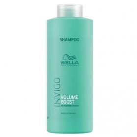 Wella Care INVIGO Volume Shampoo 1000ml