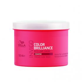 Wella Care INVIGO Brilliance Mask Coarse 500ml