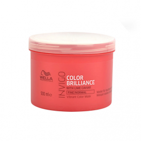 Wella Care INVIGO Brilliance Mask Normal 500ml