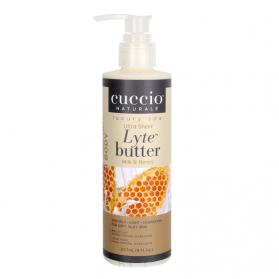 Cuccio Naturalé Lyte Butter Ultra Sheer - Milk & Honey