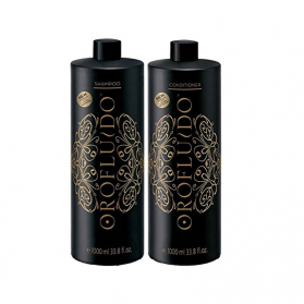 Orofluido XXL Shampoo & Conditioner 1250ml inkl pumpar