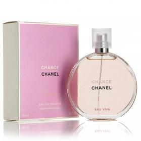 Chance Eau Vive by Chanel 50 ml Eau De Toilette Spray for Women