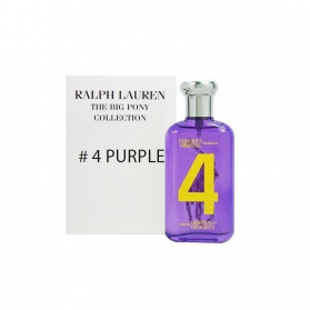 Ralph Lauren Big Pony 4 Women Edt 100ml (Tester)