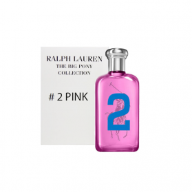 Ralph Lauren Big Pony Pink 2 edt 100ml (Tester)