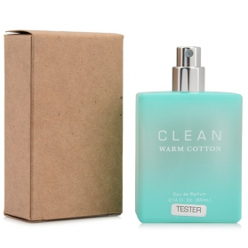 Clean Warm Cotton Edp 60ml (TESTER)