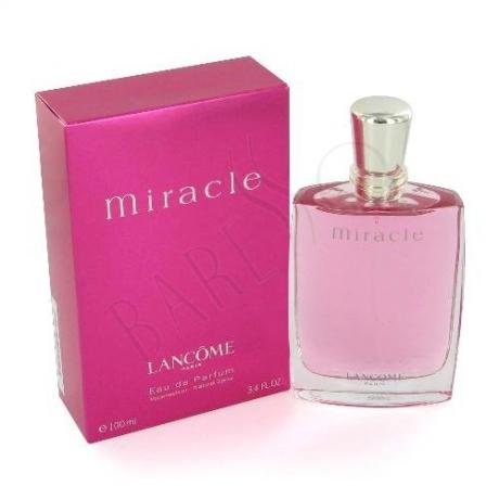 Miracle by Lancome Eau De Parfum Spray for Women 50ml