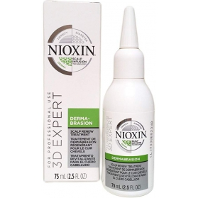 Nioxin Dermabrasion Treatment Anit-Age Kur 75ml