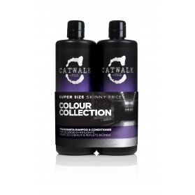 TIGI Tweens Fashionista Violet. 2x750ml Scandi