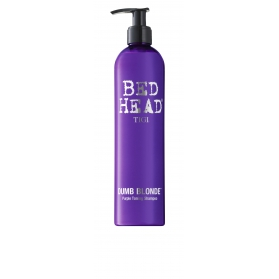 TIGI Bead Head Dumb Blonde Purple Toning Shampoo 400 ml