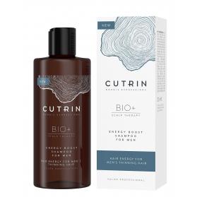 Cutrin BIO+ Stimulant Shampoo (män) 200ml