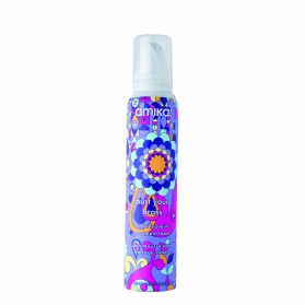 Amika Bust Your Brass Violet Leave-In Treatment Foam 44ml