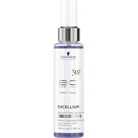 Schwarzkopf BC Excellium Beautifying Silver Spray 100ml