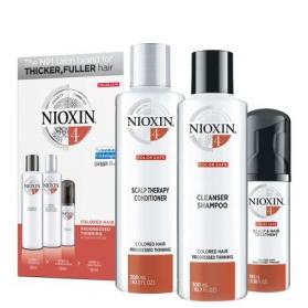 Nioxin System 4 Hair System Kit storpack