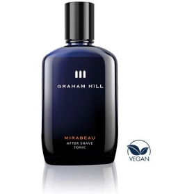 Graham Hill Shaving & Refreshing Mirabeau After Shave Tonic 100 ml