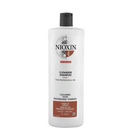 Nioxin System 4 Cleanser 1000ml