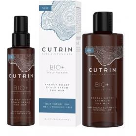 Cutrin BIO+ Stimulant Shampoo, BIO+ Stimulant Serum