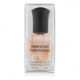 Deborah Lippmann Luxurious Nail Colour - La Vie En Rose 15ml