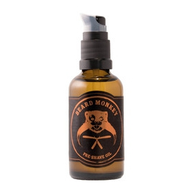 Beard Monkey Pre Shaveoil 50 ml